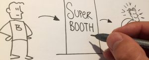 What's inside your Superhero Booth?