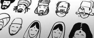 Easy ways to show more diversity in your sketches